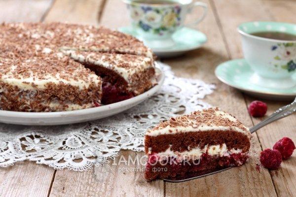 Рецепты тортов бисквитных классический