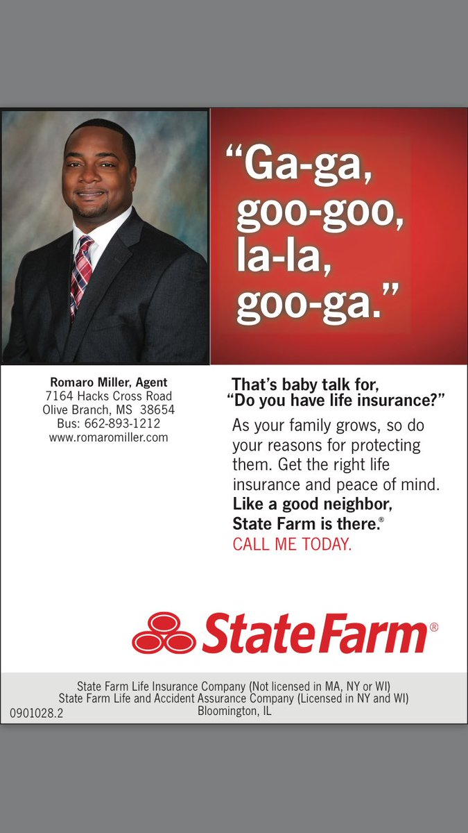 "State Farm Life Quote Ro Miller On Twitter ""if You've Been Thinking About Life"