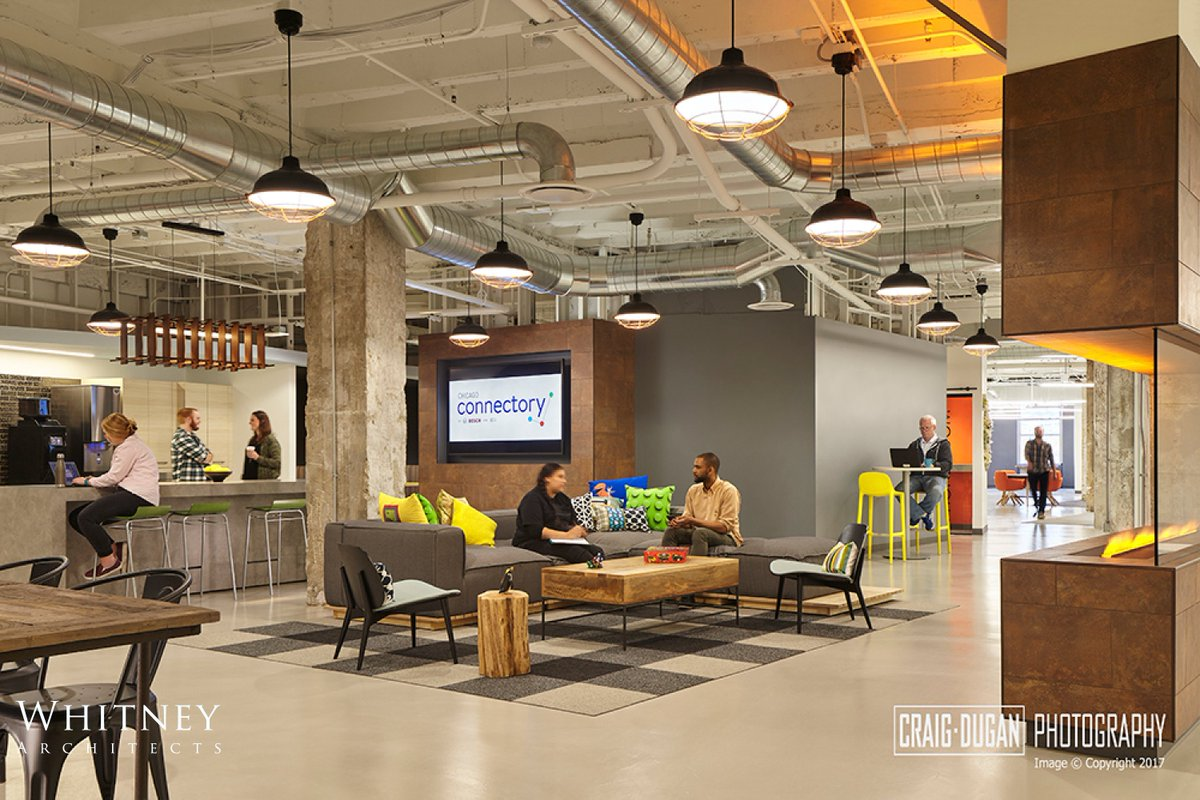 Hey CrainsChicago This Is What We Call Smart Design For The First IoT Incubator CCBOfficepictwitter EQy88JclOS