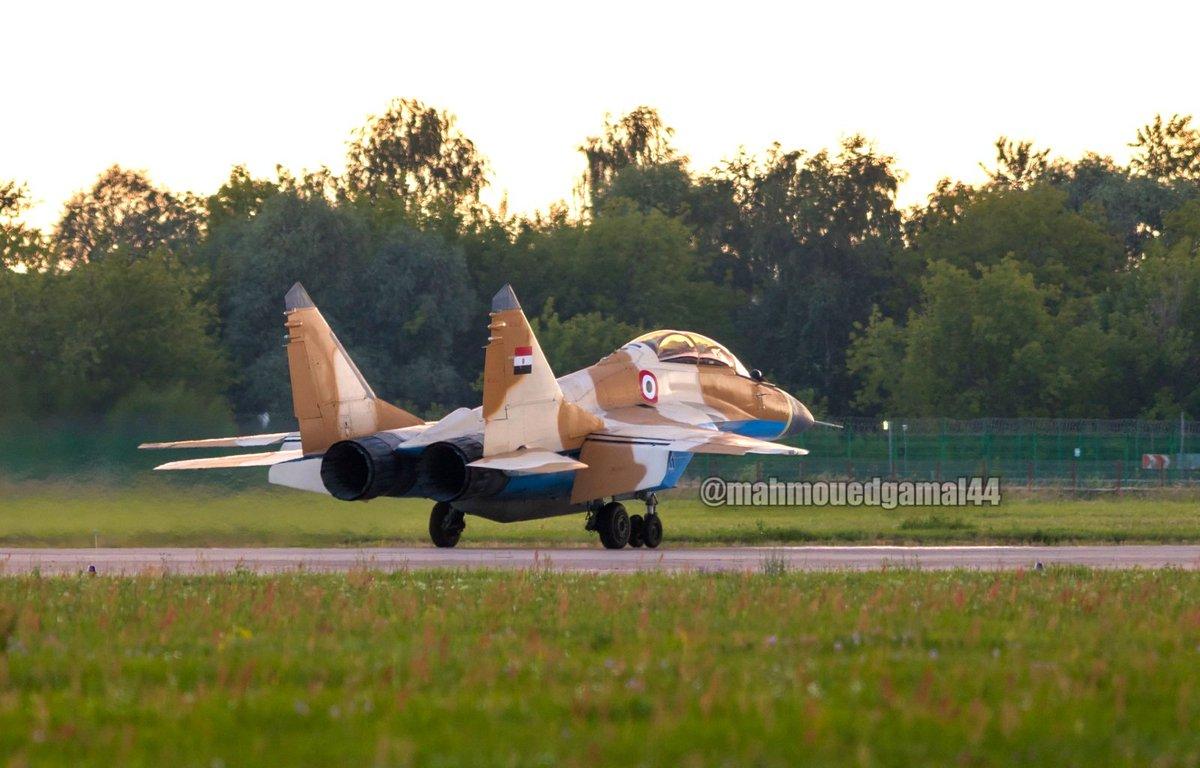 موقع Defence Blog : مصر تتسلم أول مقاتلتين من طراز MIG-35 قريباً  - صفحة 6 DGBEXp6XoAAKAKU