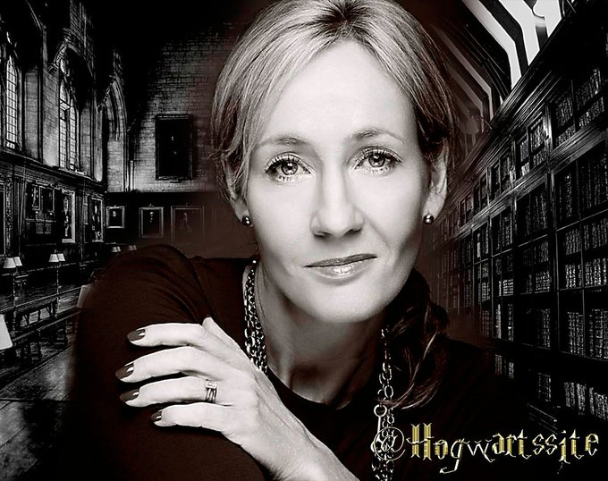 Happy birthday J.K Rowling