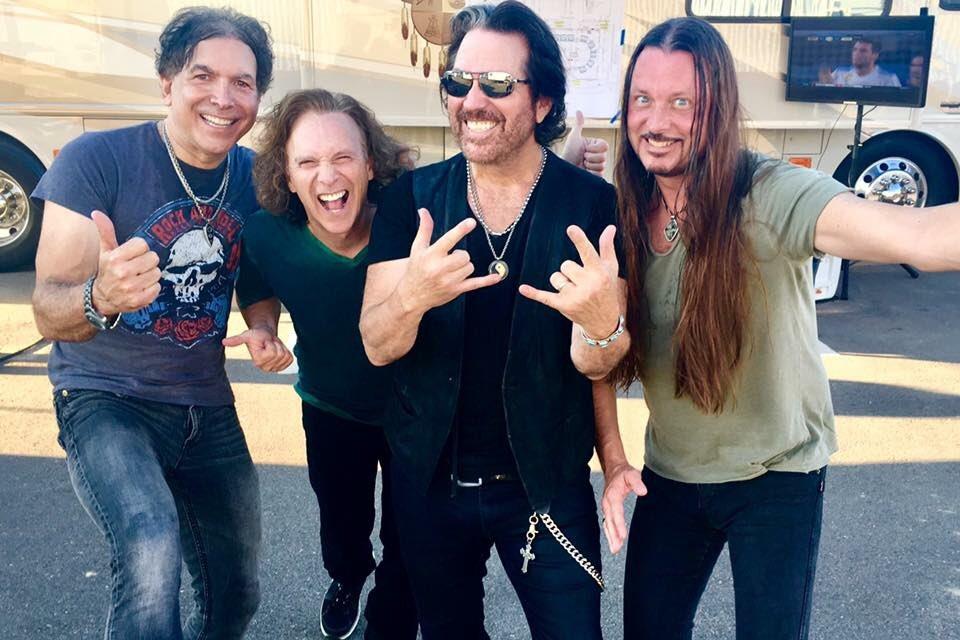 26 year original line up reunion! Prior Lake rocks! https://t.co/p2NemnZ2au