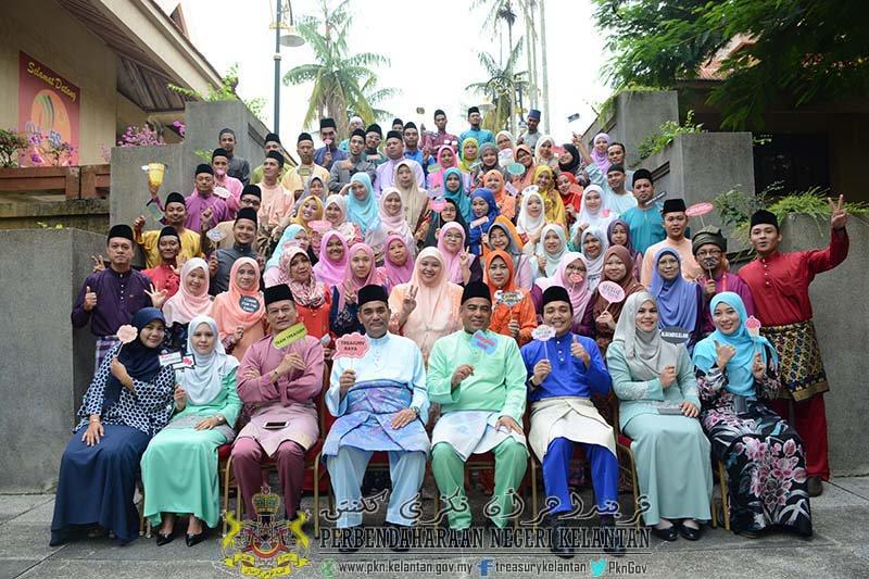 Majlis Sambutan Hari Raya 1438H