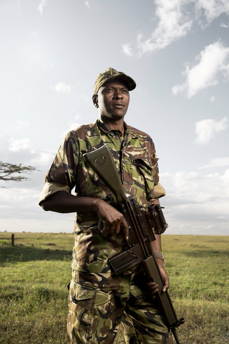 Today, we honor all the brave men and women who put their lives on the line to protect our wildlife. #WorldRangerDay https://t.co/OdVzlLtm9r