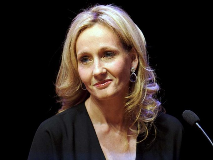 July 31 Happy Birthday J.K. Rowling!