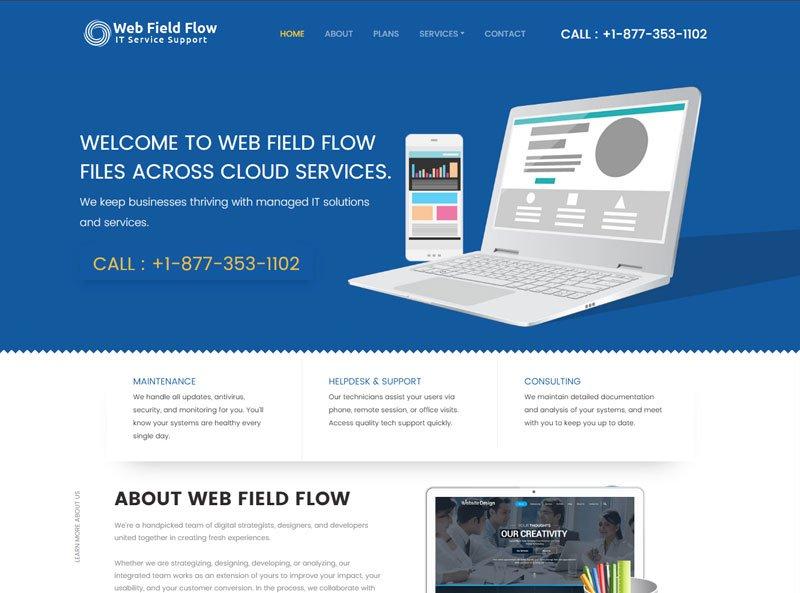 #Web #Field #Flow #Web_Development &amp; #IT_Support Website : http://www. webfieldflow.com / &nbsp;   See More Portfolio at :  http:// brutecorp.com/portfolio  &nbsp;   #SEO #PPC<br>http://pic.twitter.com/j4NGCUcq61