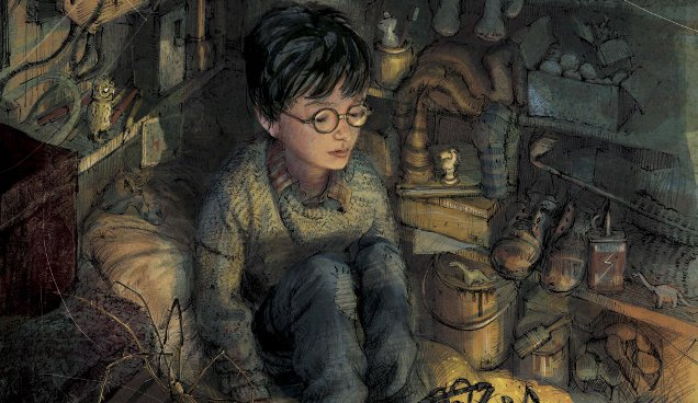 Happy birthday to Harry Potter, the the boy who lived