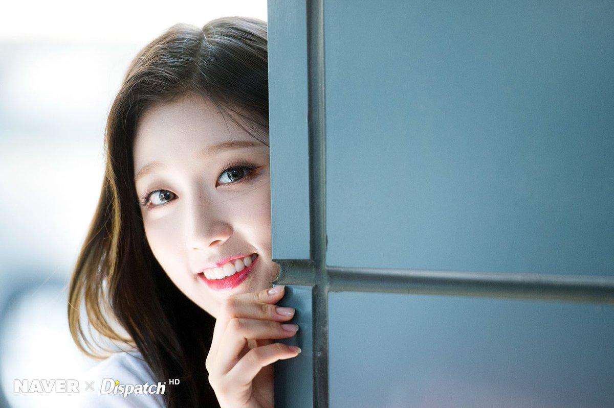 Jung Yein Ph On Twitter Naver X Dispatch Update With Lovelyz Yein