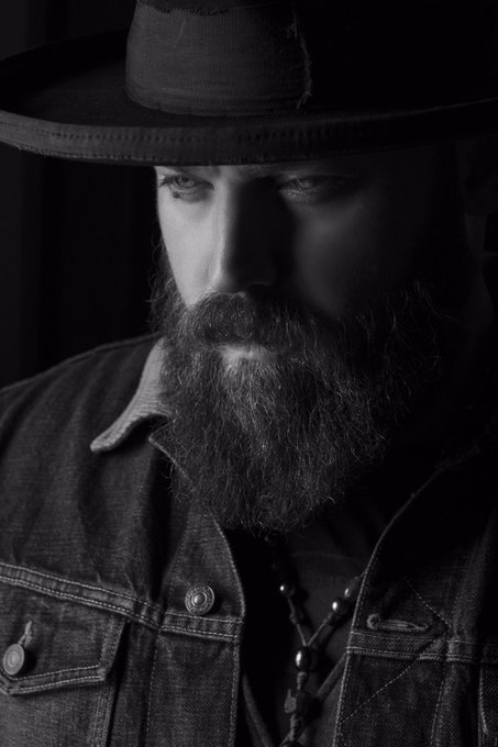 Zac Brown Portrait I took during the sessions for his new album Welcome Home. Happy birthday today!!