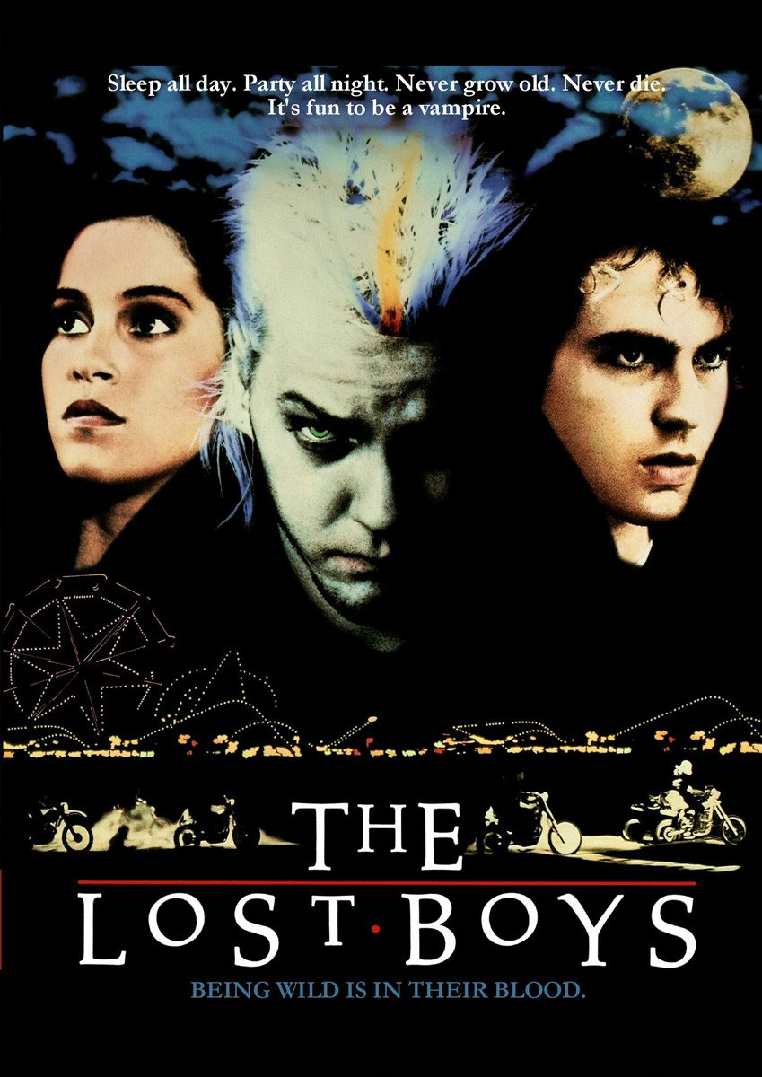 +++ #OTD, the 31st of July is the 30th anniversary of the release of #TheLostBoys way back in 1987. @TheLostBoys30 #TheLostBoys30 V''''V +++pic.twitter.com/ ...