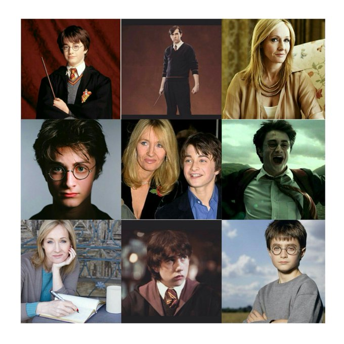 Happy Birthday ,Harry Potter & Neville Longbottom  Today is my birthday