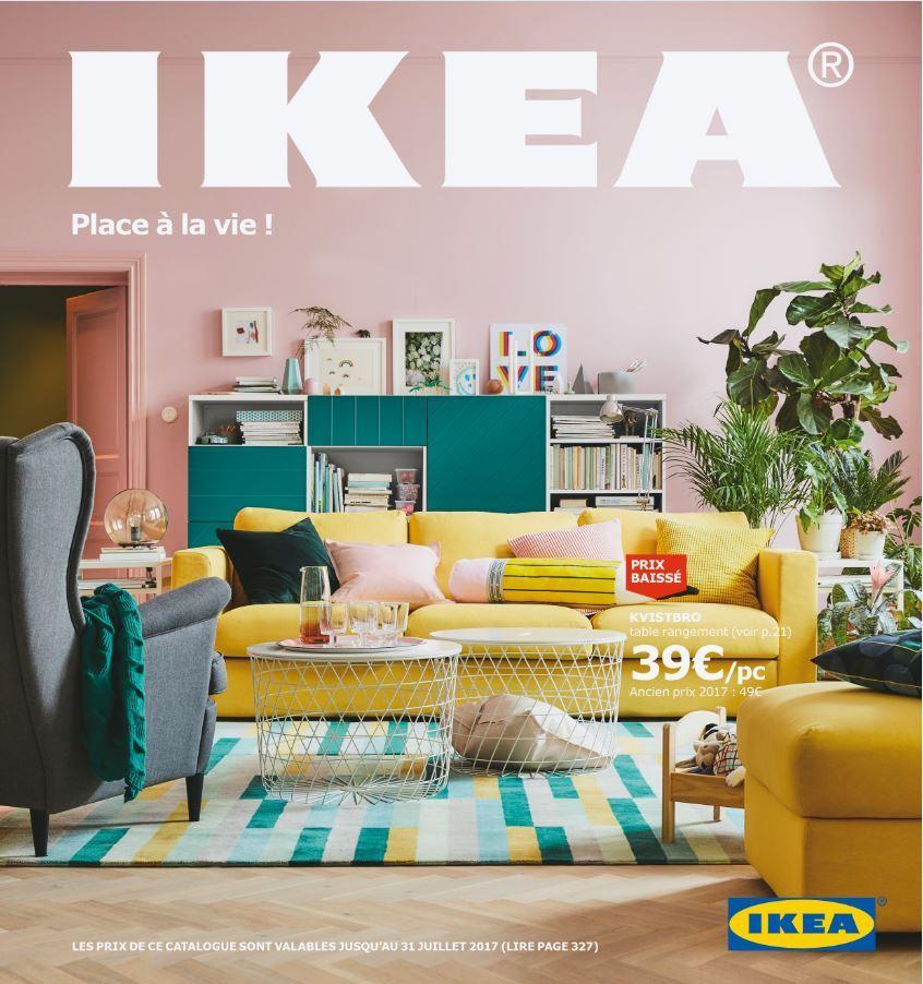 Ikea France On Twitter Découvrez La Couverture De Notre Nouveau