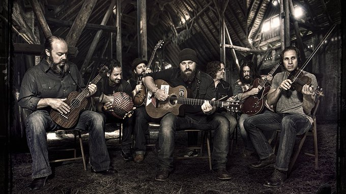 Happy Birthday, Zac Brown! Cranking up makes us just feel good today...