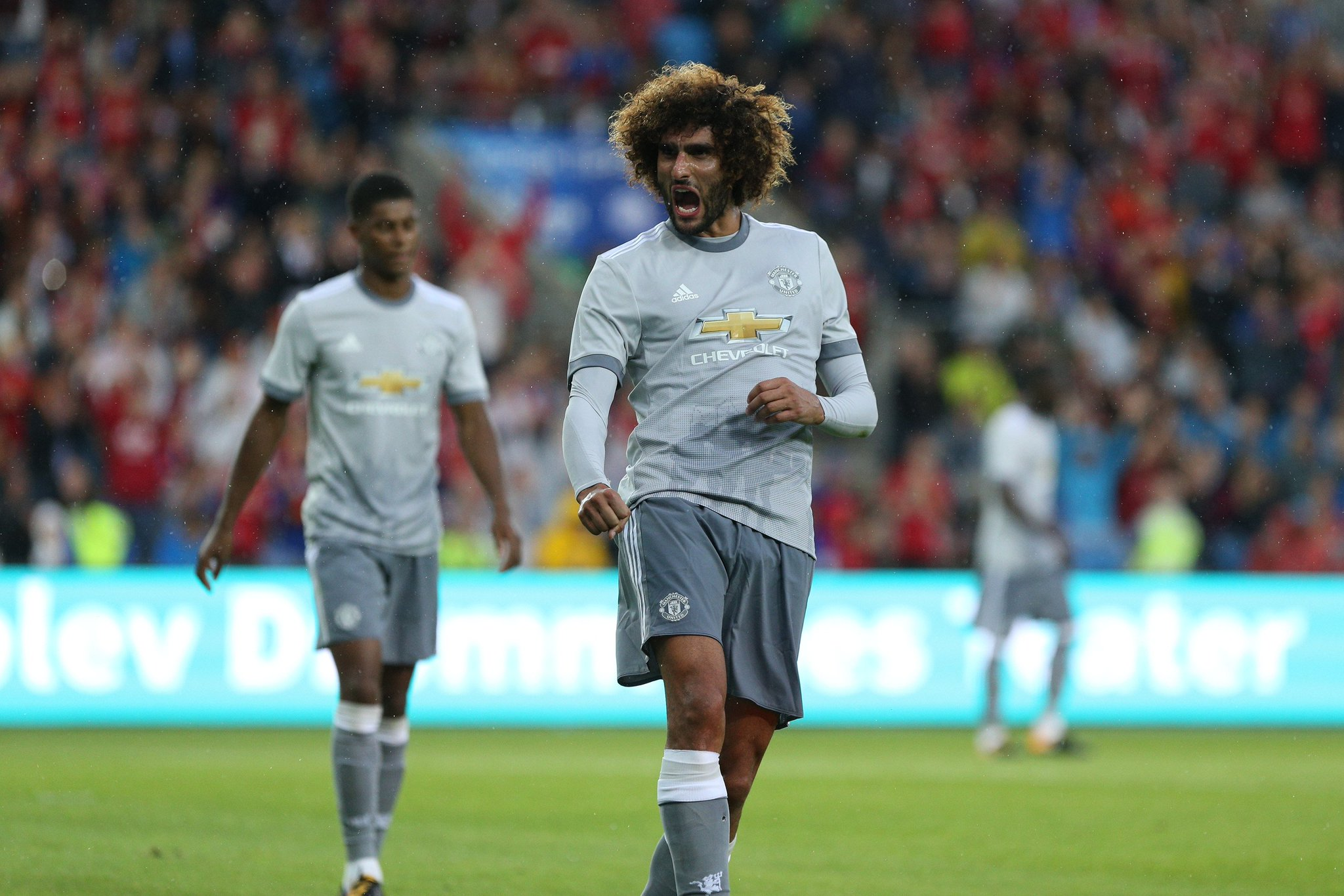 Thumbnail for Not every Man United fan thinks Fellaini should be sold