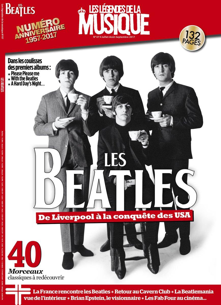 #Jeu: RT & FOLLOW  et @RFMFrancegagnez 1 exemplaire  spé#LesLégendesDeLaMusiquecial  + a#Beatlesbonnement à  + 1@Psy_Positive sac en toile!