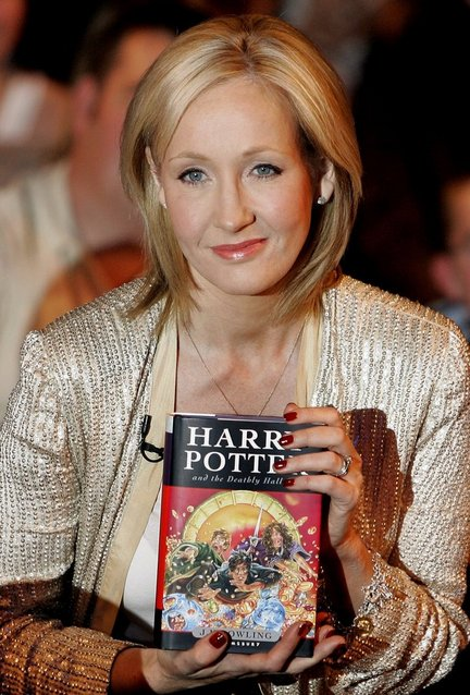 Happy Birthday J. K. Rowling