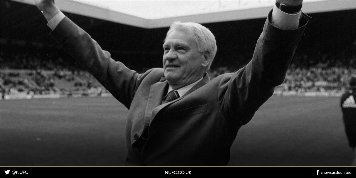 On this day in 2009, Sir Bobby Robson sadly passed away.  Always remembered. #NUFC