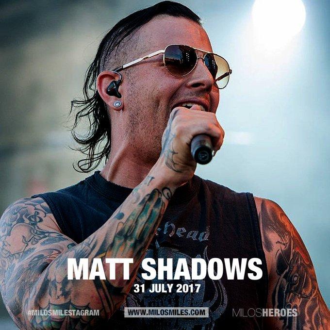 Happy Birthday Matt Shadows - Avenged Sevenfold (310781)