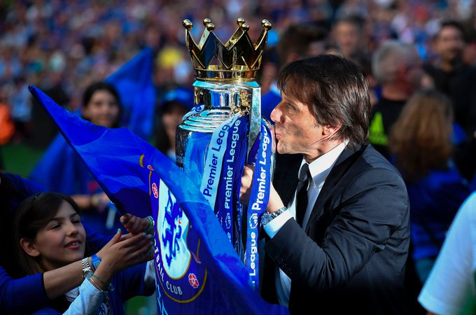 Happy birthday to the manager Antonio Conte!