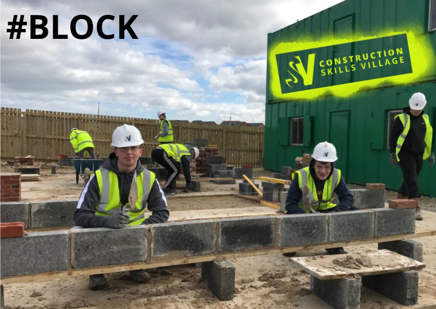 #practical hands on learning is delivered at #skillsvillage. Now enrolling for #brick this September at our 3 sites!<br>http://pic.twitter.com/c1R0sqjYXo