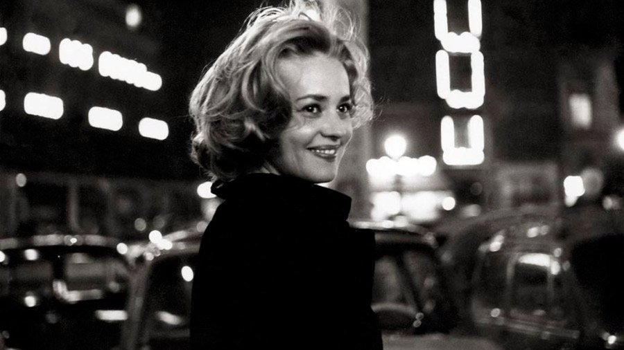 Jeanne Moreau (1927 - 2017) https://t.co/g9MkwHtmwf