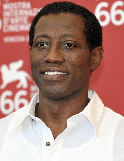 If it\s your birthday today you share it with American actor Wesley Snipes as he turns 55 years old. Happy birthday