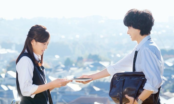 泣ける恋愛映画②