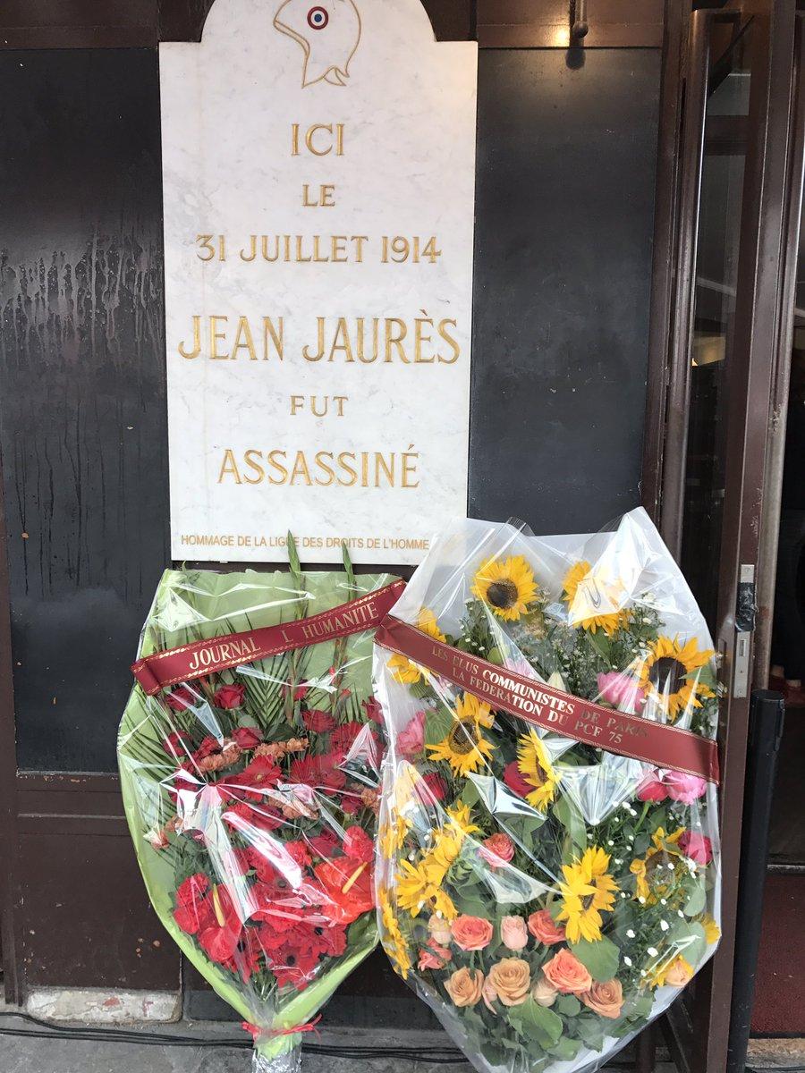 Jean Jaures: brief biography 49