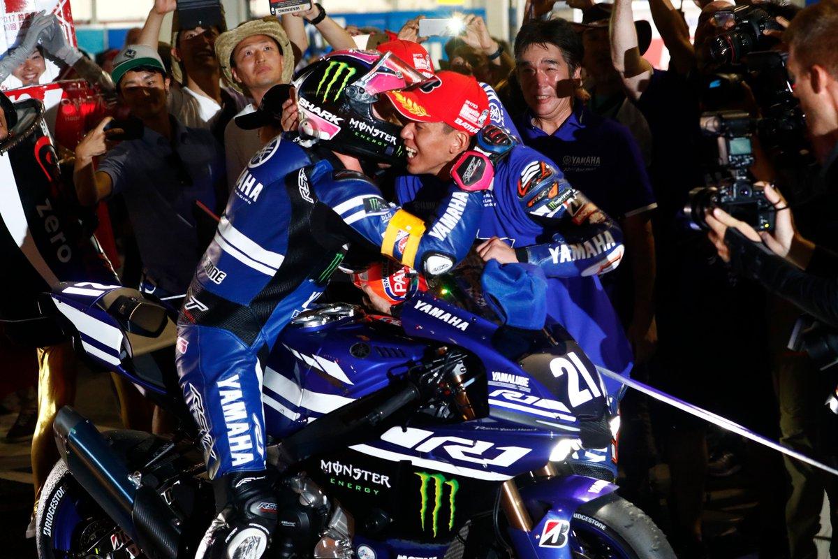 Yamaha Racing on Twitter: