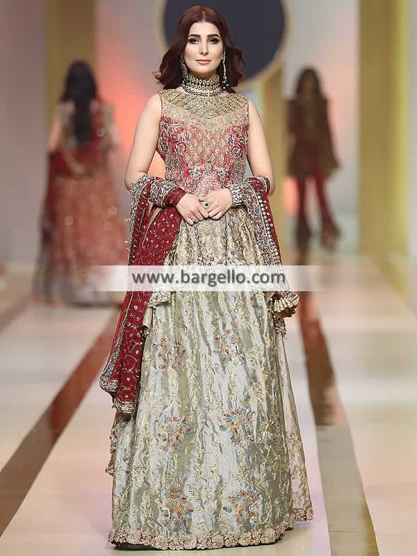 Bargello Official On Twitter Designer Bridal Lenghas Lehenga