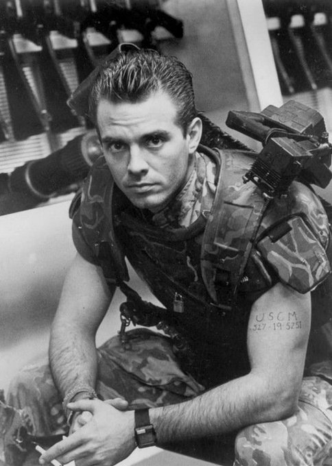 Corporal Hicks, Kyle Reese and Lt. Coffey were all born on this day in 1956. Happy birthday Michael Biehn.