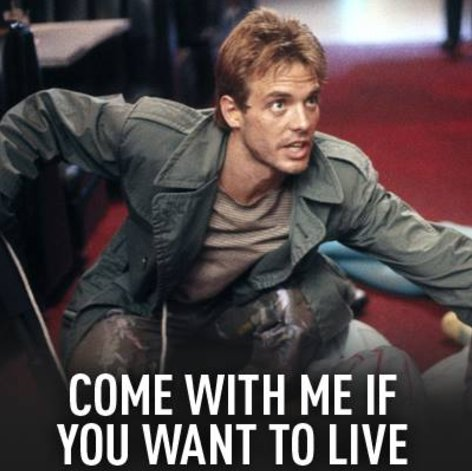 Happy 61st Birthday to Michael Biehn! Can you name the film AND the character?