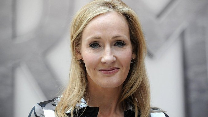 Celeb Birthday  J. K. Rowling - Author of Harry Potter is +1 today. Happy Birthday