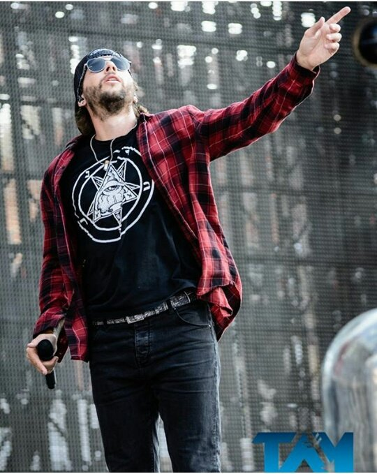 The Mighty M.Shadows turns 36 today. Happy birthday! Stay awesome forever!