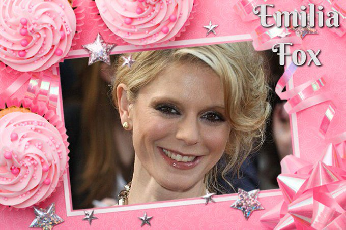Happy Birthday Emilia Fox, Alec Snow, Terri Dwyer & Susan Wooldridge    if it\s ur Bday many Happy Returns xx