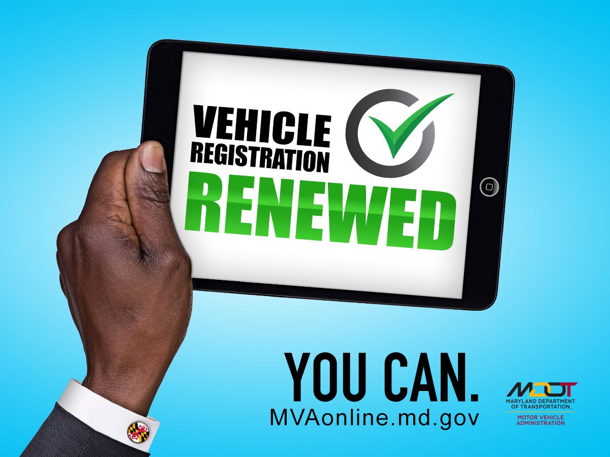 MD_MVAVerified account. @MD_MVA. The official Maryland Department of Transportation Maryland Motor Vehicle ...