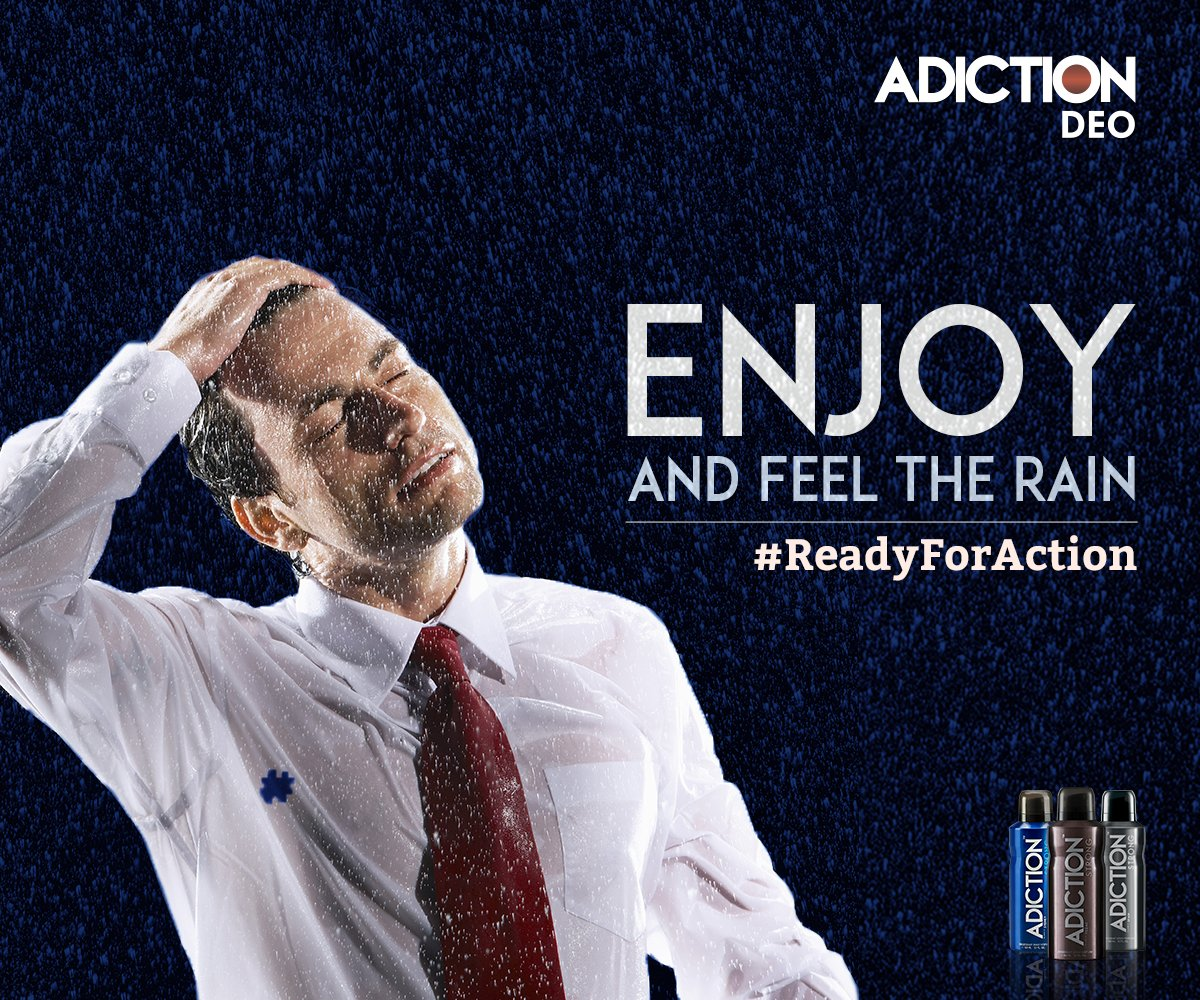 Have fun this monsoon but make sure you smell great. #ReadyForAction #SmellStrong #LastLong https://t.co/ZejxxC95hu