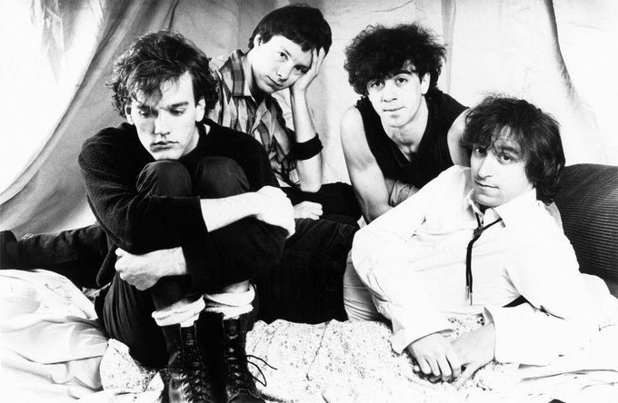 Bill Berry, former R.E.M. drummer, is 59 today.