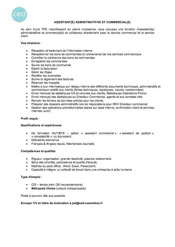 Lettre Commerciale En Anglais Bts - Template Exemple de Lettre