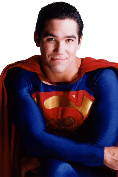 HAPPY BIRTHDAY to a real Superrman Dean Cain.