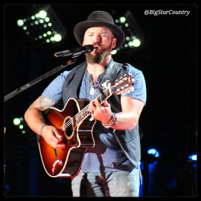 Happy Birthday today to Zac Brown of the