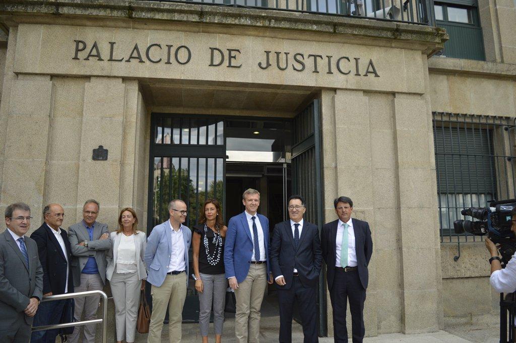 Denuncian que los juzgados de Santiago llevan 4 dias sufriendo las continuas incidencias de la aplicación informática LexNet ante el fracaso de la Xunta de Galicia gobernada por el PPdeG