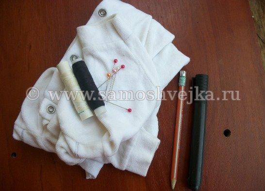 как правильно шить игрушки из ткани