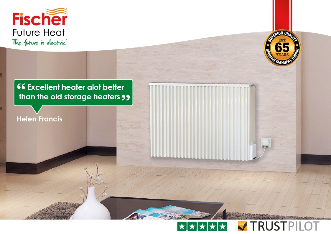 Fischer Storage Heaters >> Fischer Future Heat On Twitter Short Trustpilot Review