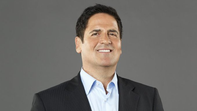 Sweat equity is the best equity. Mark Cuban Happy Birthday