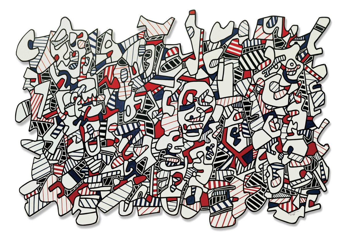 the life and works of jean dubuffet a french painter and sculptor From your desks 2,054 likes 4 your work is going to fill a large part of your life -jean philippe arthur dubuffet was a french painter and sculptor.