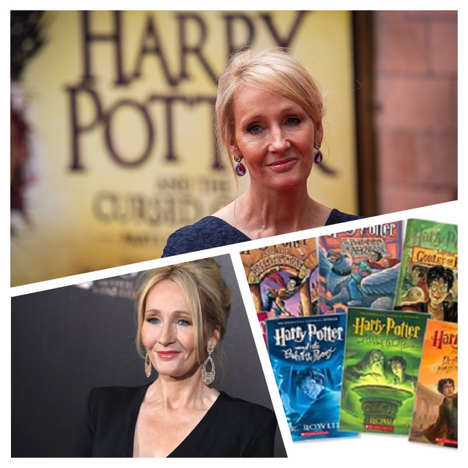Today in History  31st July  Happy 52nd Birthday  1965 - J.K. Rowling born in  Chipping Sodbury, England