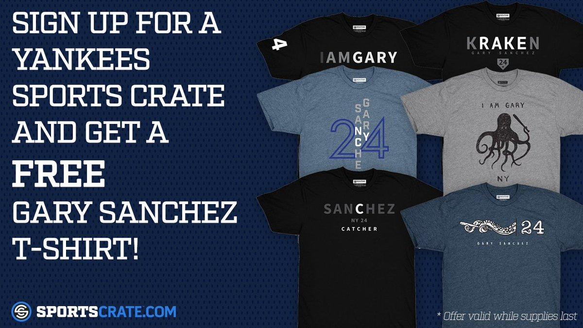 cheap for discount 6d53e 7a1d0 Gary Sanchez on Twitter:
