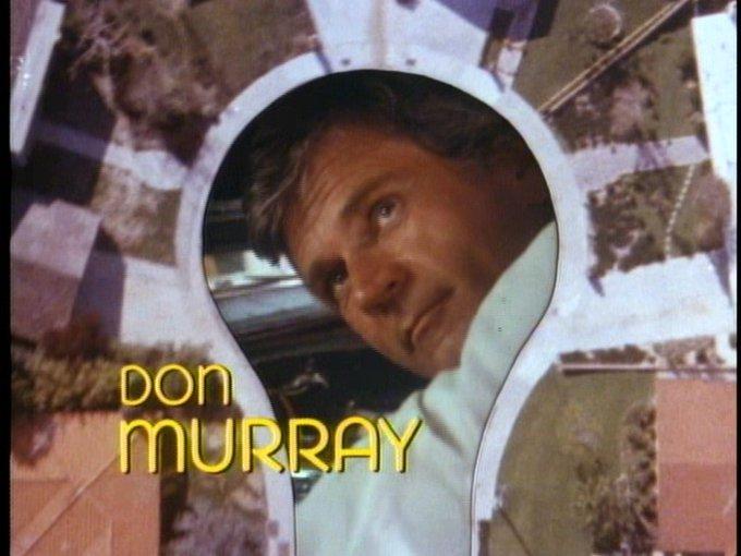 Happy birthday Don Murray