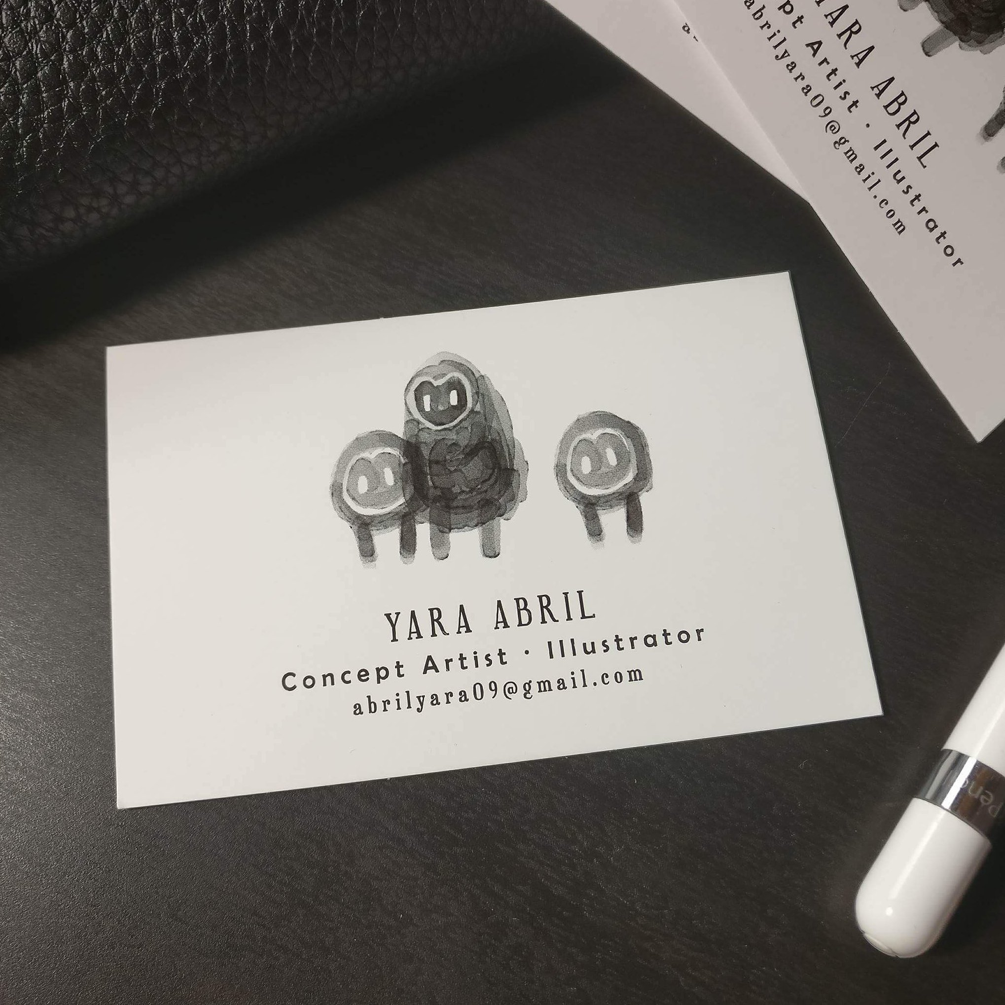Help & Tips -Tarjetas de visita - Grayland Owl